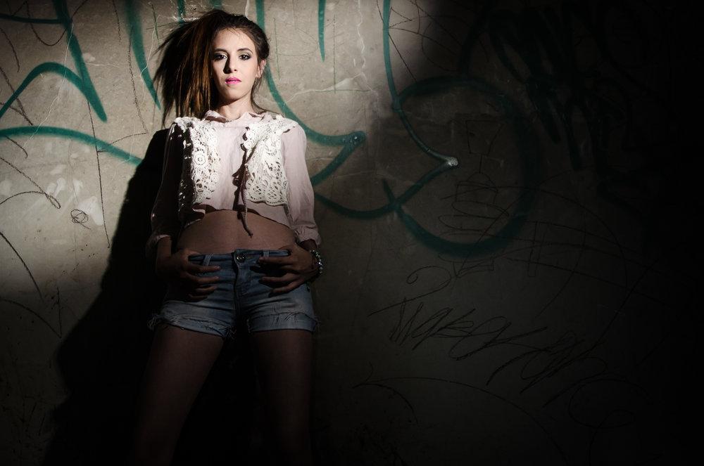 underground portrait