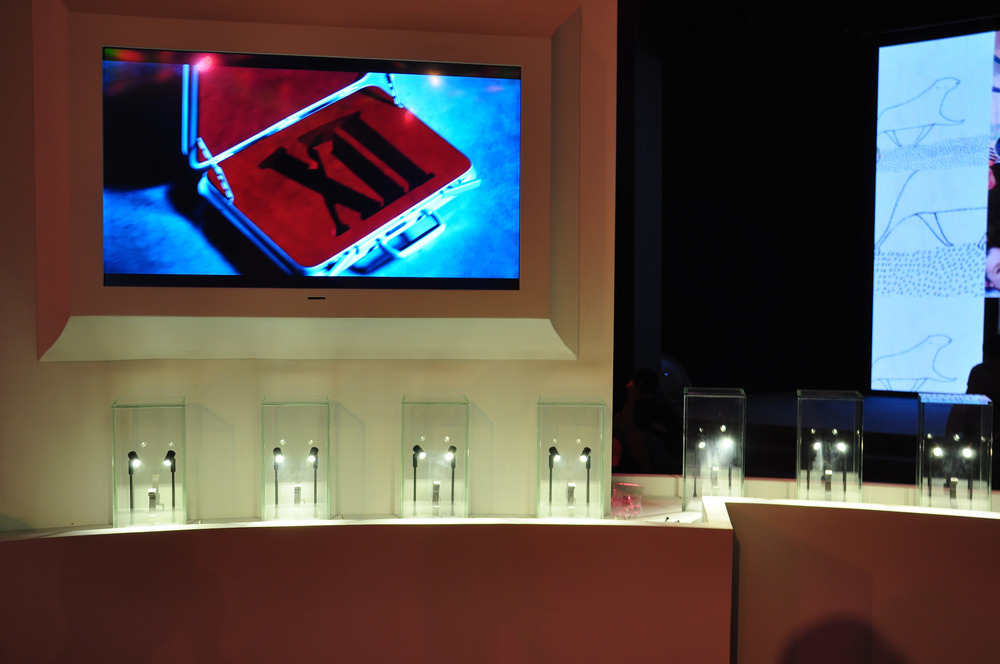 Audi Fashion Week // Display Set
