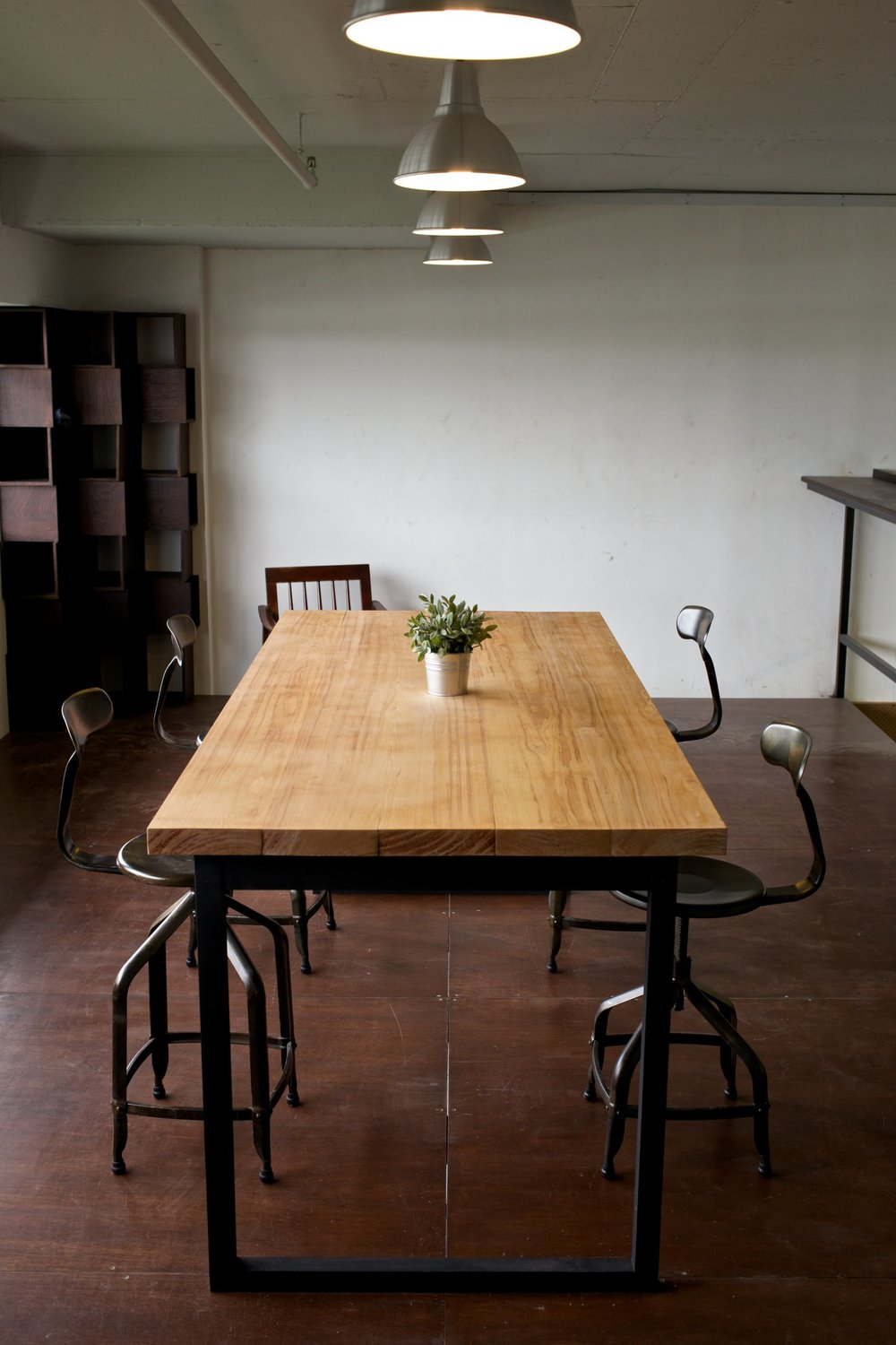 Robin Wood Pte Ltd // Office Table