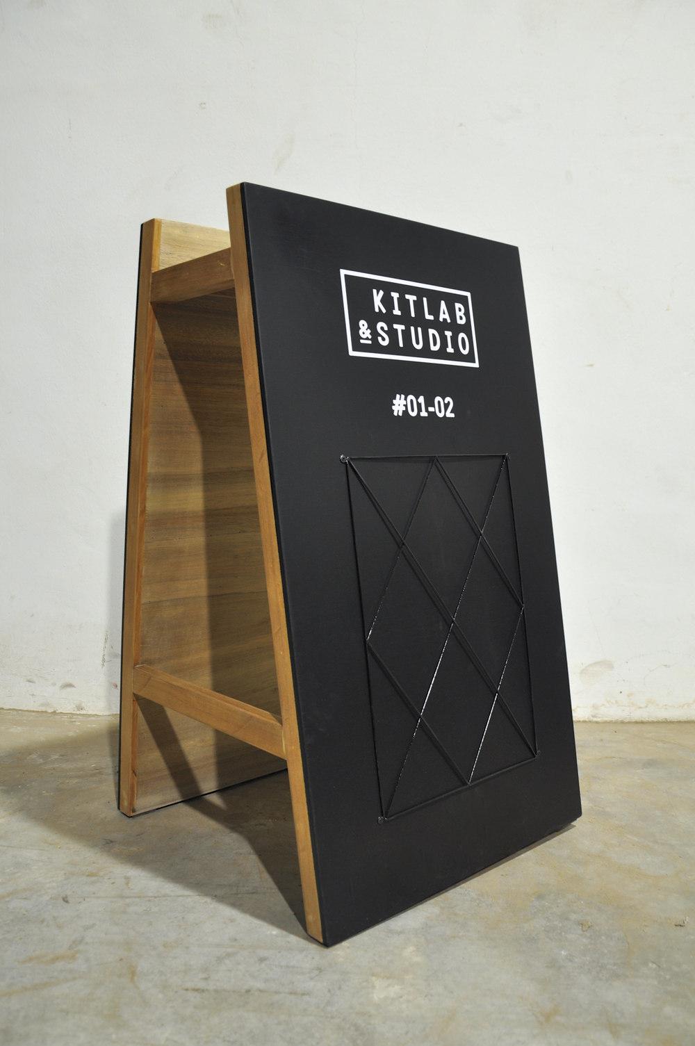 Kitlab Studio // Chalkboard