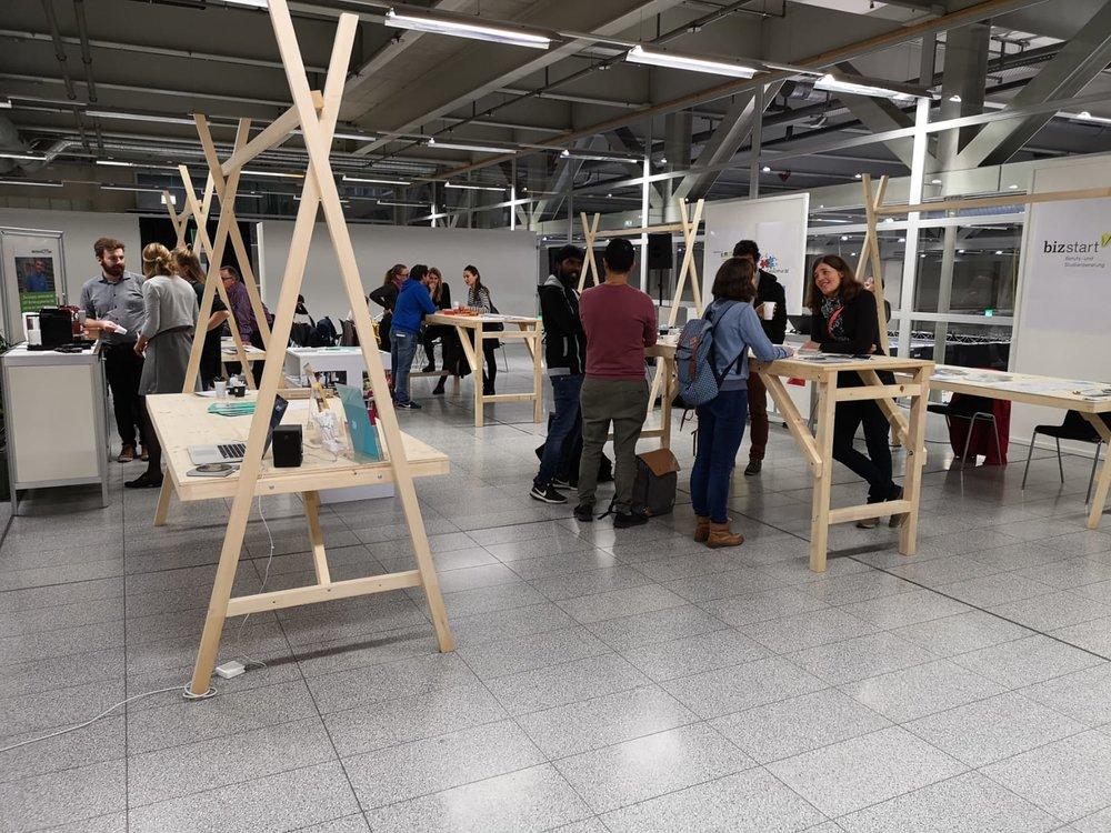 BAM 2018: Im Lehrerinnen- und Lehrerzimmer, bei Kaffee und Gipfeli…..