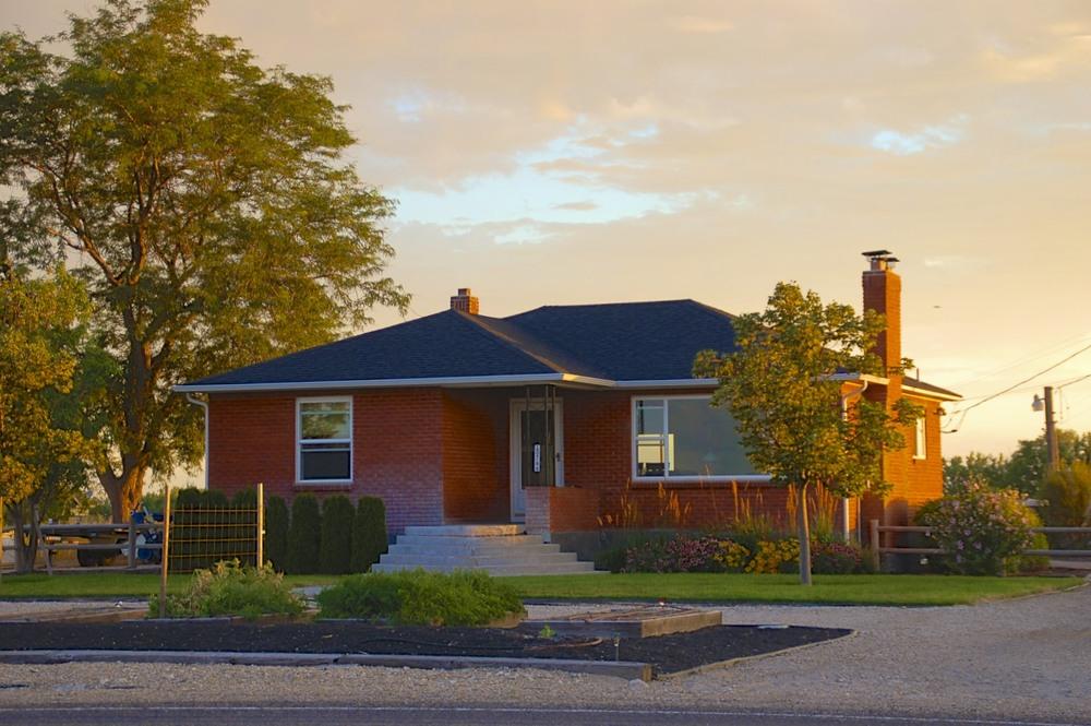 Basin Seed Company headquarters near Nampa, Idaho