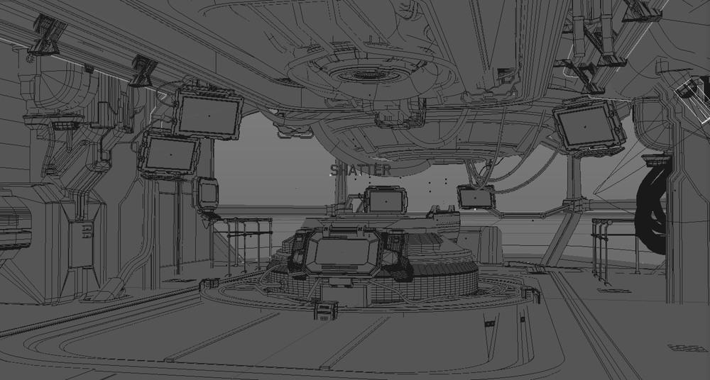 Halo 4:  Infinity Deck