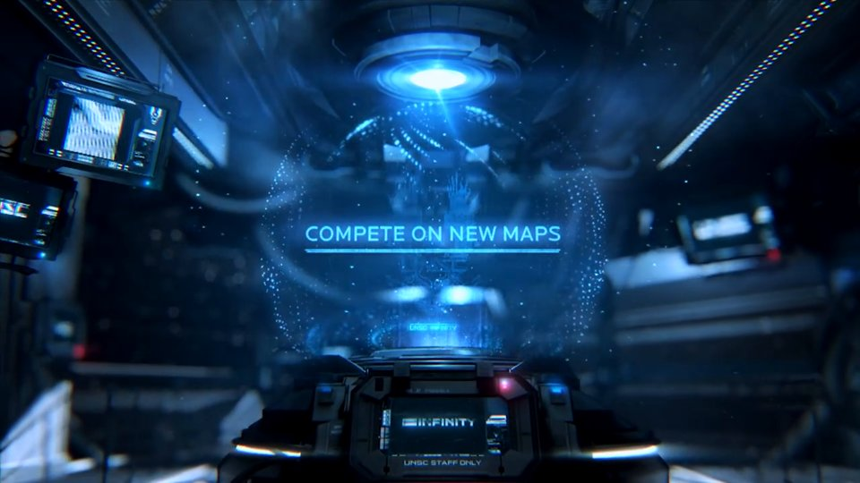 Halo 4:  War Games DLC 1 Trailer