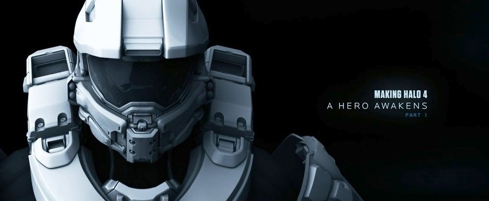 Making Halo 4 . A Hero Awakens
