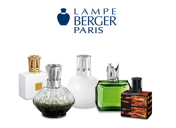 Lampe Berger Paris Poppy Chalk