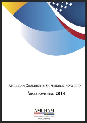 AmCham Sweden 2014 Annual Report (PDF)