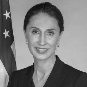 Azita Raji Honorary Chair U.S. Ambassador to Sweden