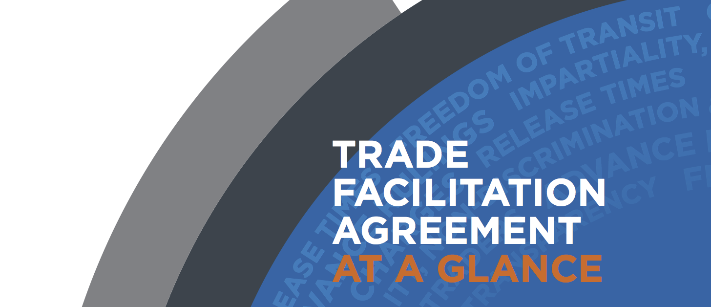 Update On The Wto Trade Facilitation Agreement American Chamber Of