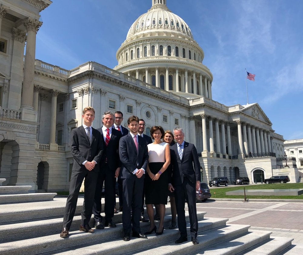 AmCham Sweden Group in front of the Capitol (2).jpg