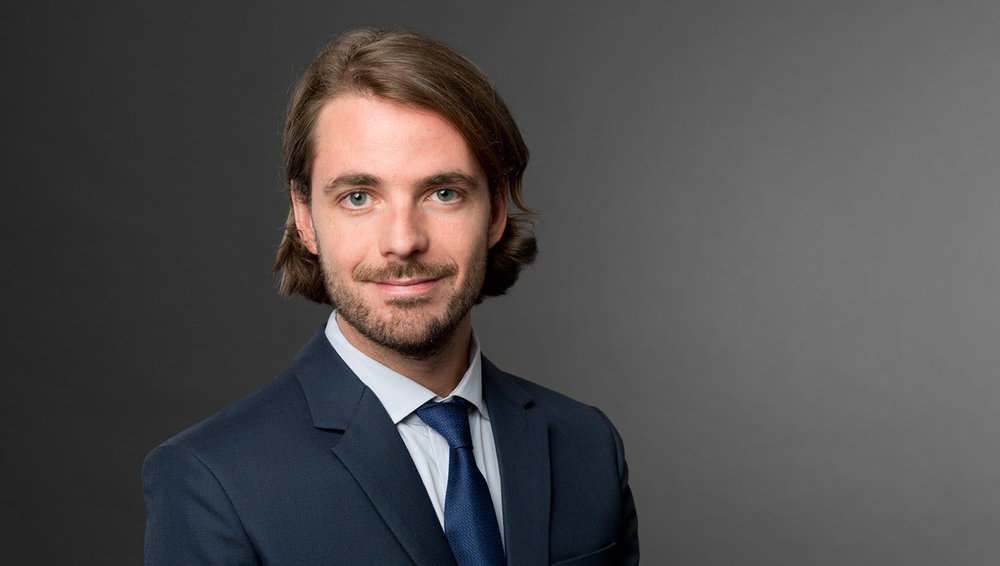 Alexander Stänkelström Head of Tax