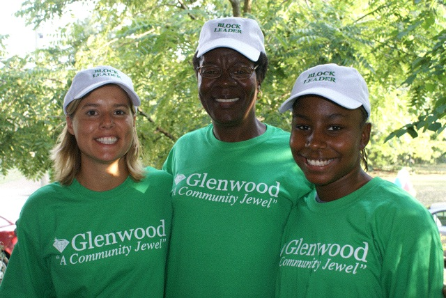Glenwood Block Leaders