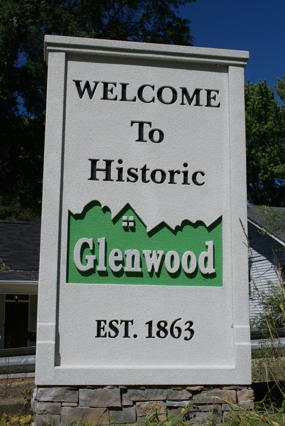 Historic Glenwood Gateway