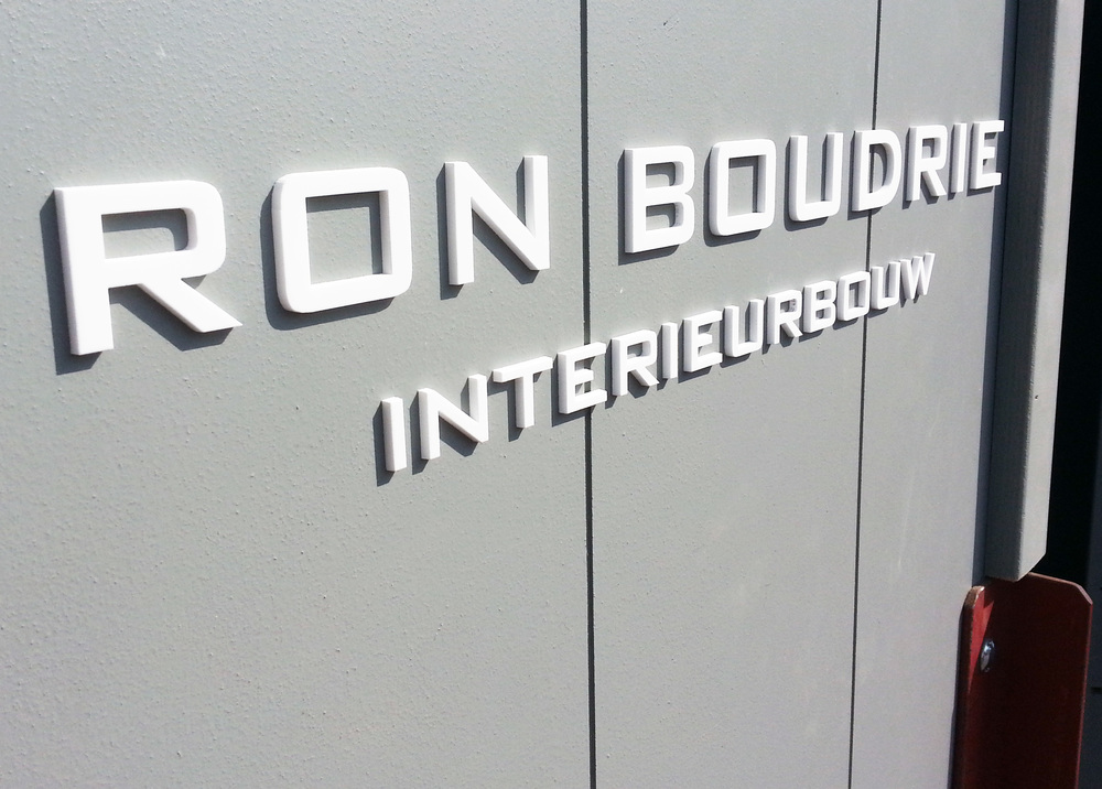 Ron Boudrie Interieurbouw