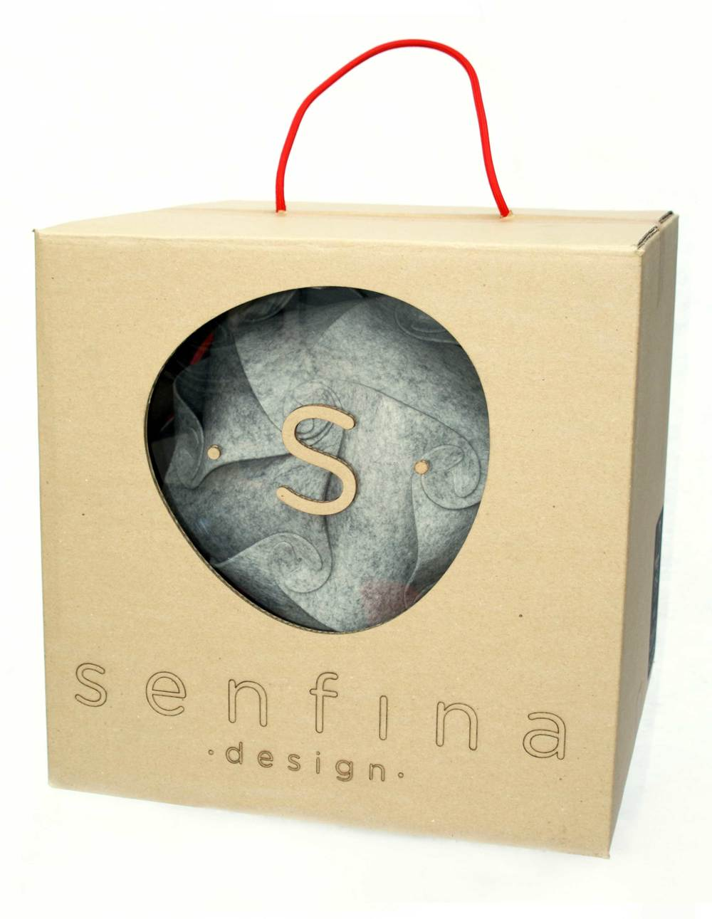 Verpakking Senfina lamp