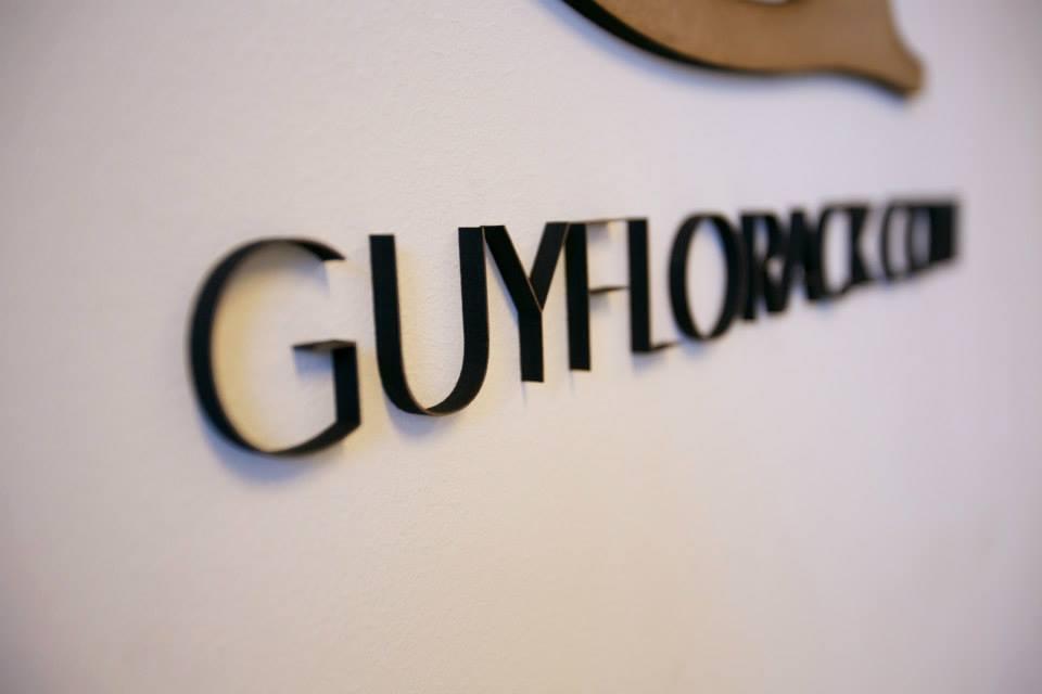 Logo voor Guy Florack