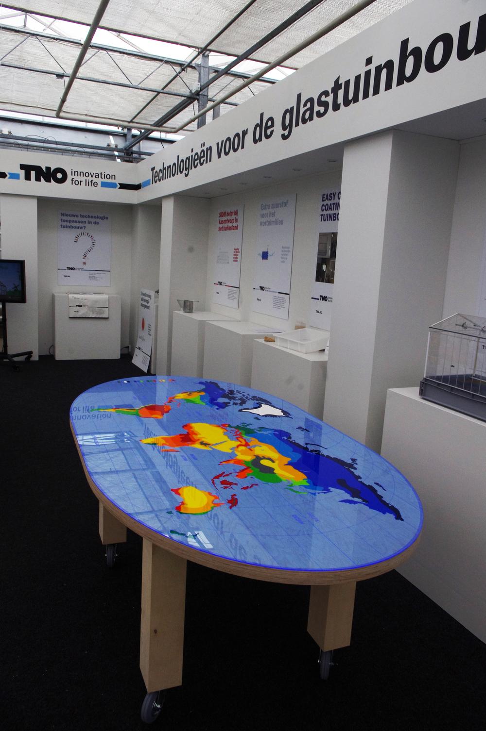 Klimaatkaart voor TNO