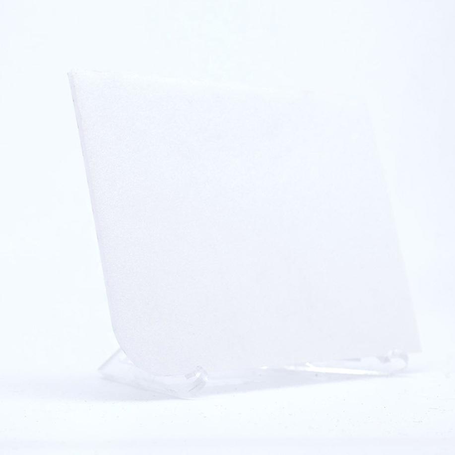 Polystyreen schuimplaat CFK vrij