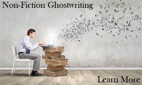 Non-Fiction Ghostwriting
