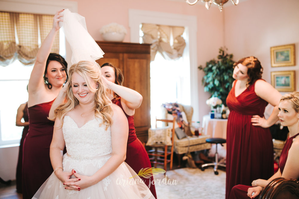 039 Ariana Jordan Photography - Ashley Inn Wedding Photographer 9612.jpg