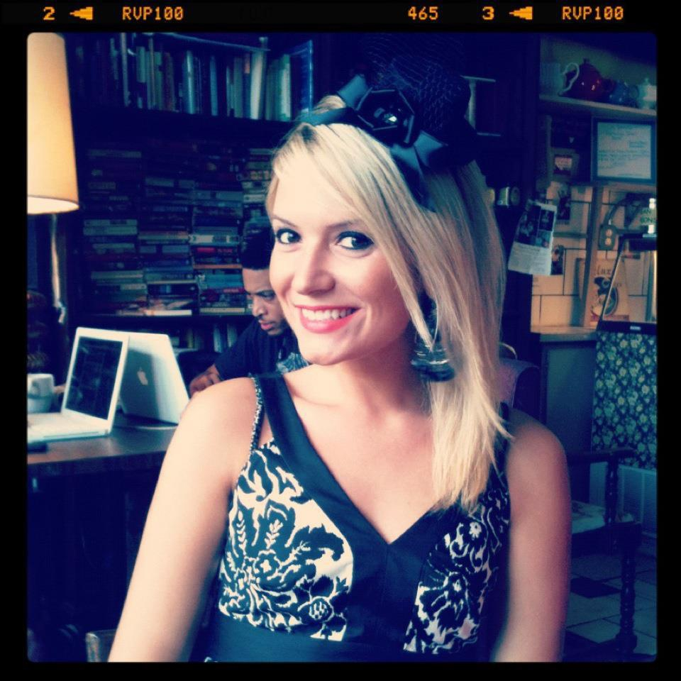 Georgiana <br> Startup Coordinator