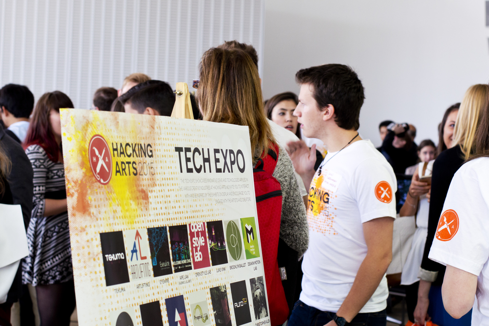 The Tech Expo last year was a fan favorite - packed with innovations represented all of the creative arts fields.