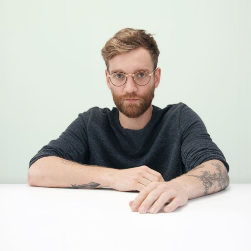 <b>Martijn van Strien</b><br><small>Founder, The Post Couture Collective</small>
