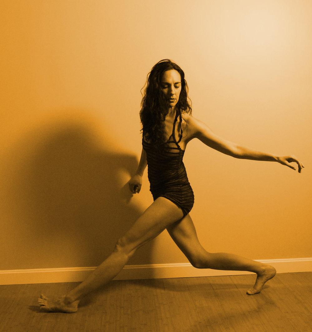 Callie Chapman Artistic Director, Zoe Dance Company