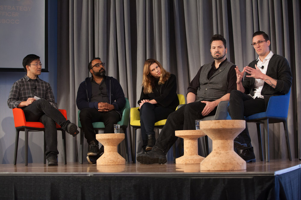 Panel: Taking virtual storytelling to the next level