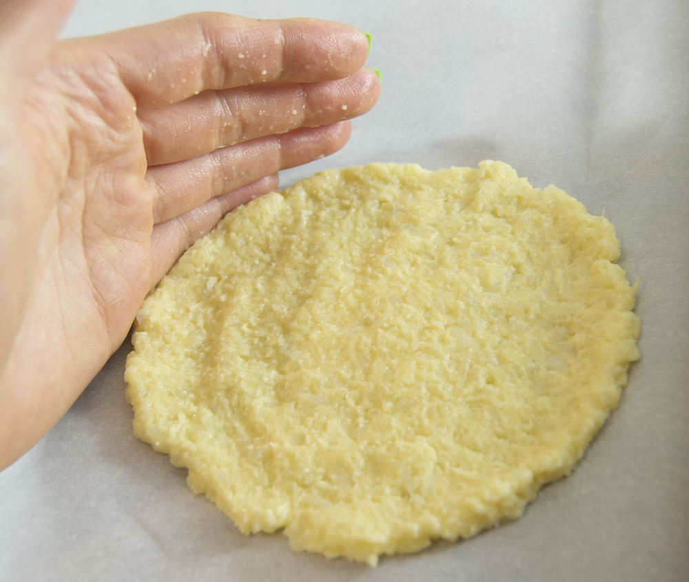 tortillas round