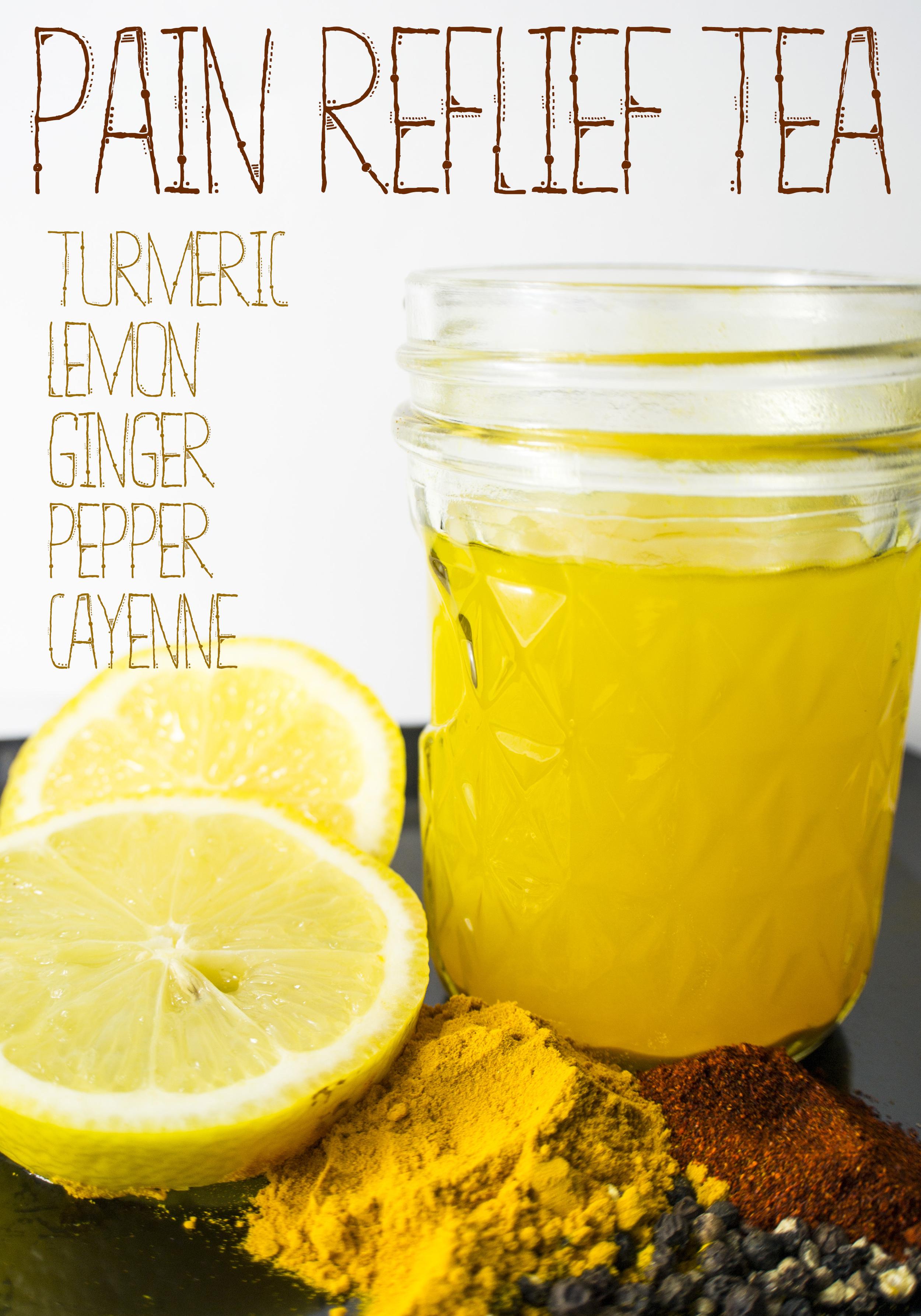 Drinking Powdered Turmeric For Arthritis Recipe