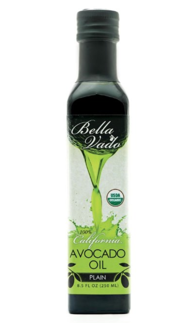 Cold Pressed Avocado Oil