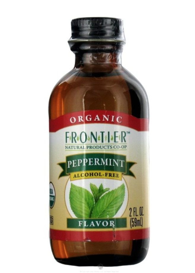 Organic Alcohol Free Peppermint