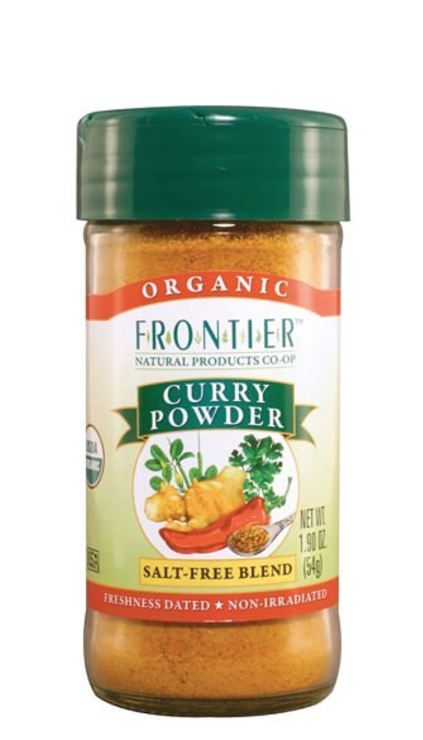 Salt Free Organic Curry Powder