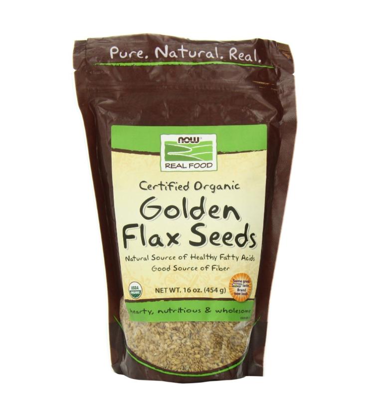 Organic Flaxseeds