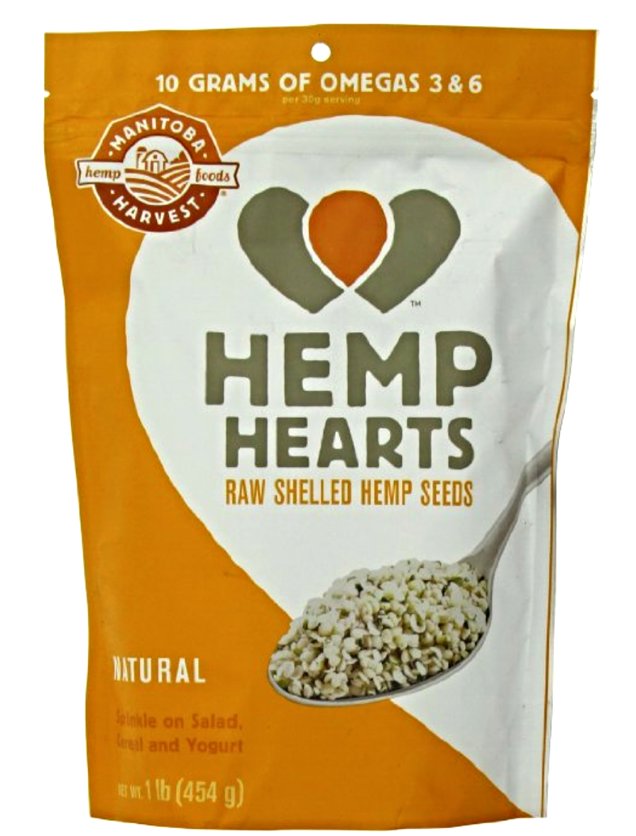 Hulled Hemp Hearts