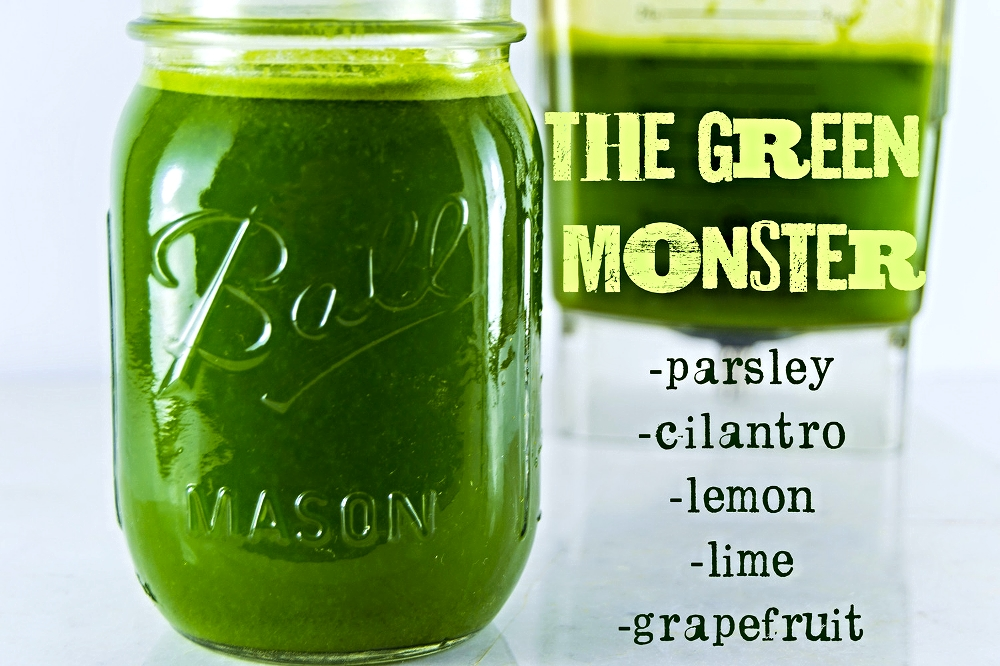 detox drinks-greenmonstertext