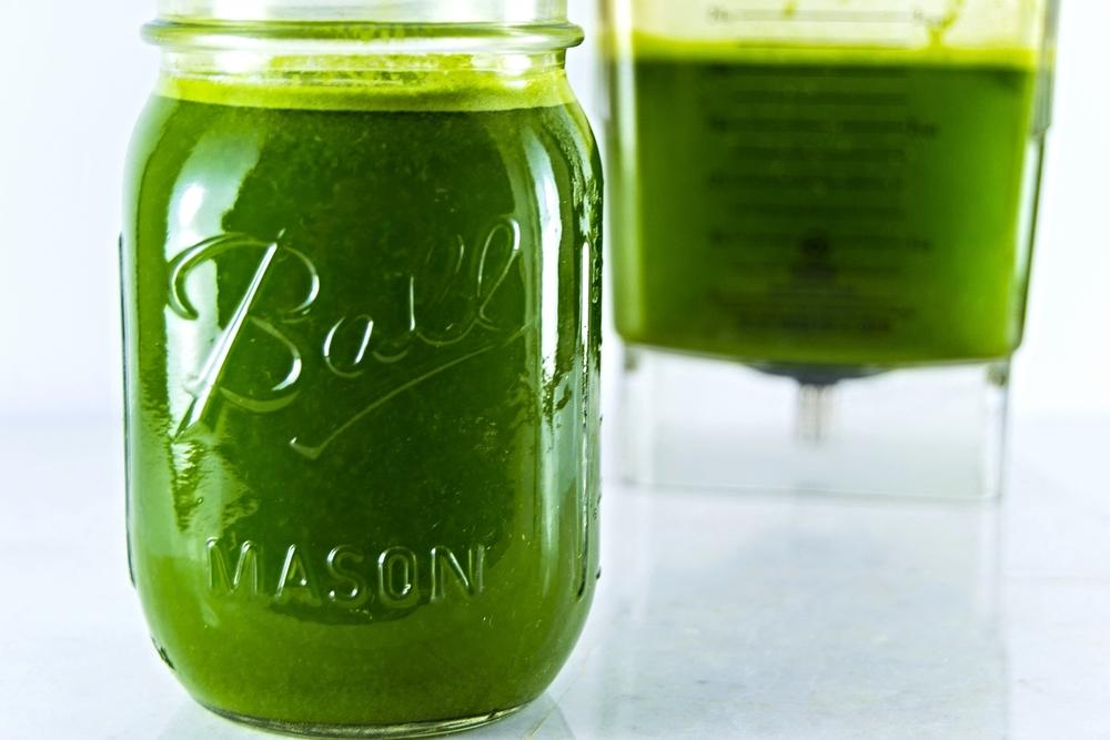 Green Monster Detox Drink