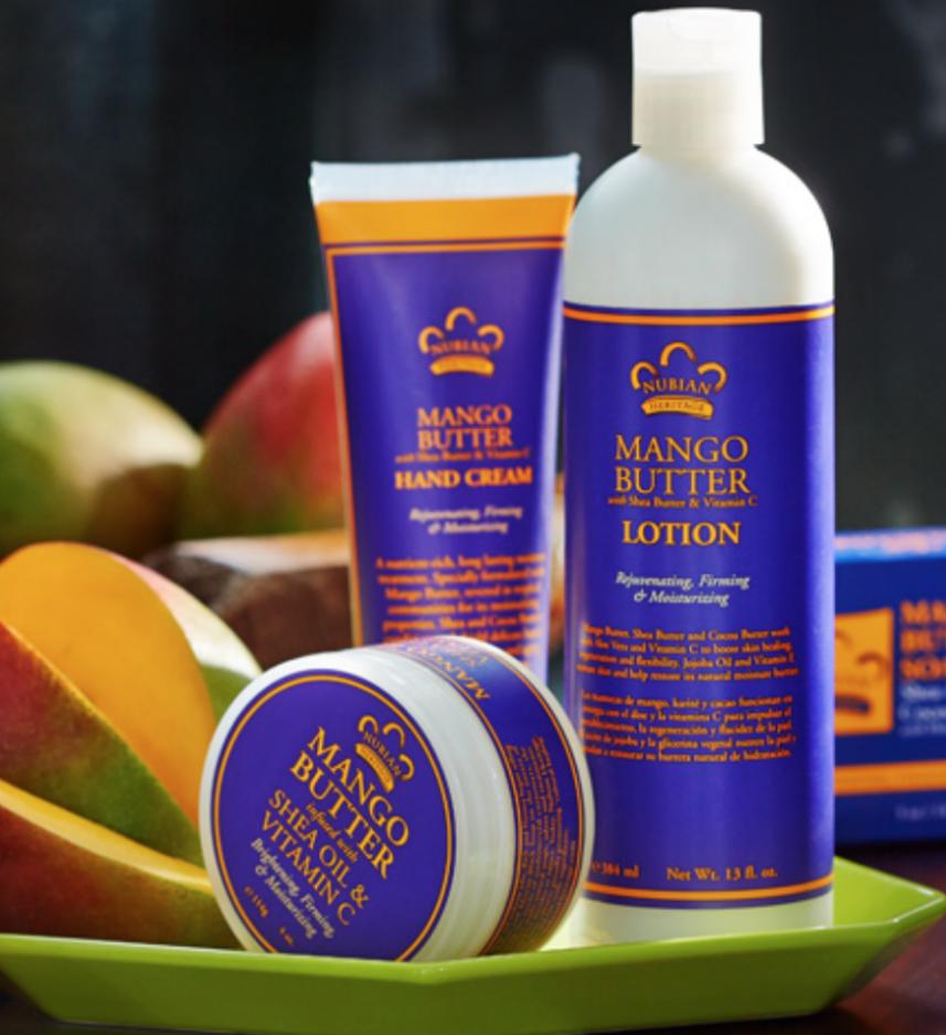 Nubian Heritage Soap – Mango Butter