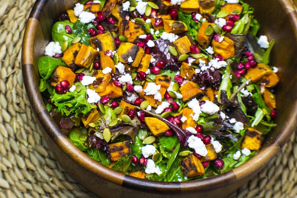 Sweet Potato Gem Salad