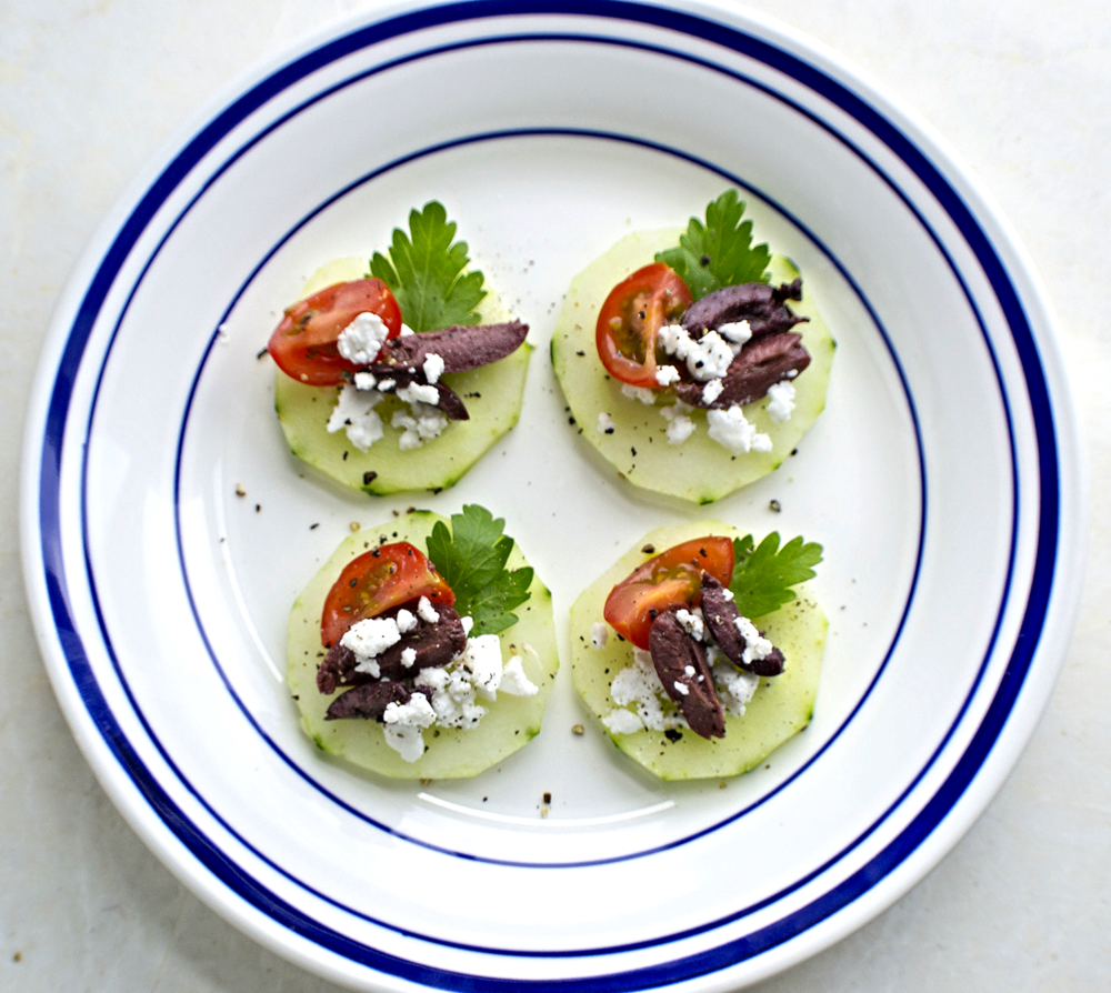 greek cuke appetizer.JPG