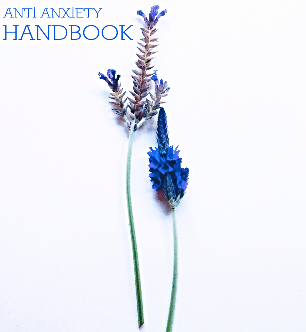 Anti - Anxiety Handbook