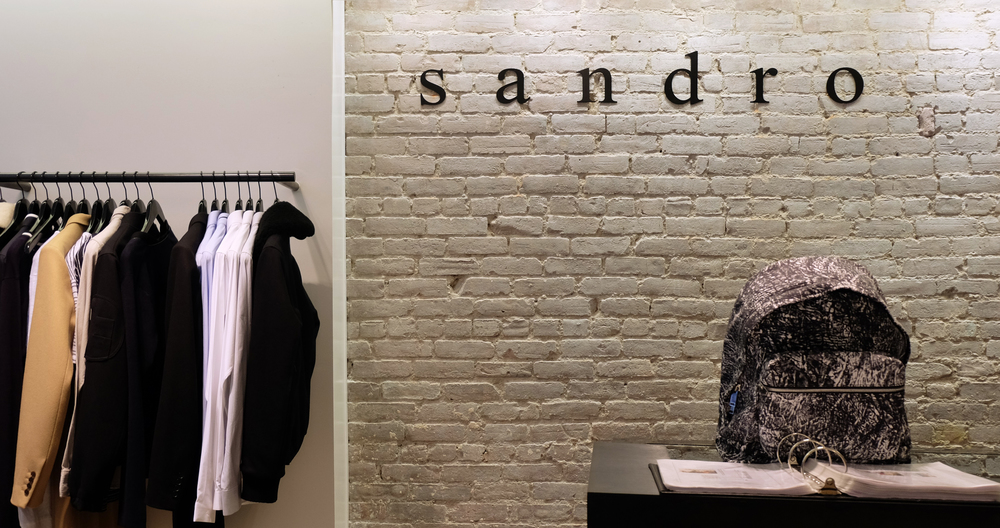 Sandro / 8 Prince Street. New York, NY 10012 / 212-226-3226 I find myself coming back to Sandro all the time. It's something about the French fit that works for me. Generally, they've just got some good pieces whether it'd be leather, dresses or tops. Definitely don't miss their end of season sales because you're always bound to find some steals.