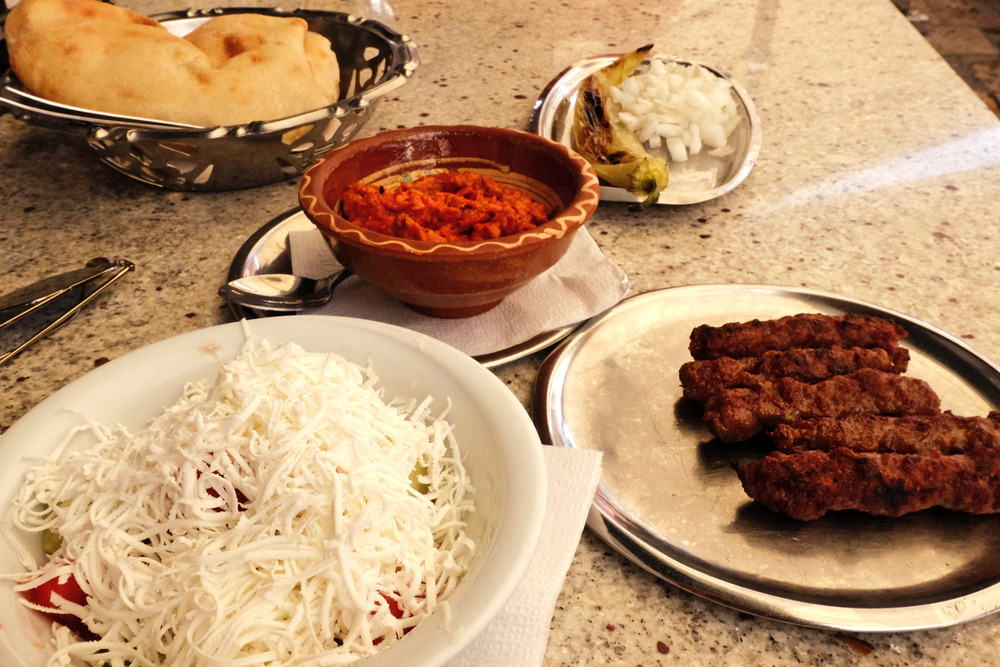 Kebab at  Destan
