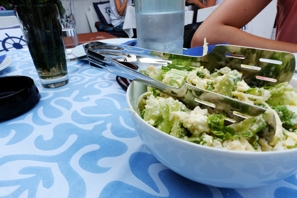 Sokache salad