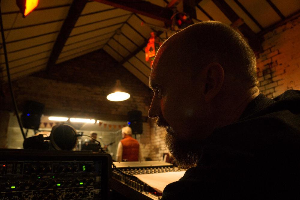 Jamie Rhodes-Simpson, Sound Engineer