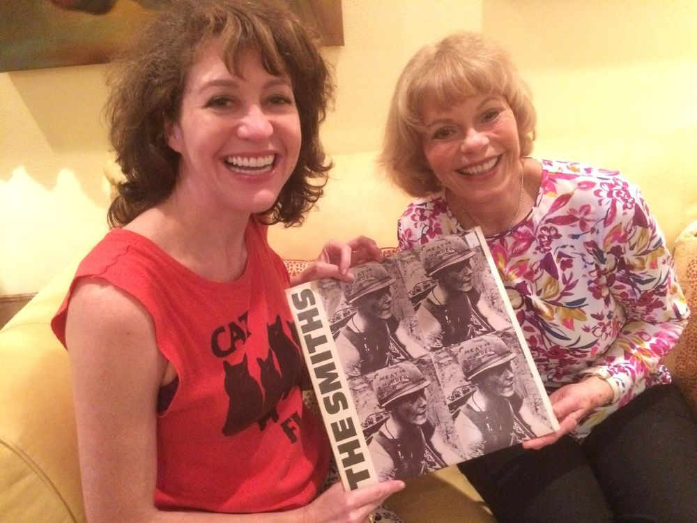 Caroline and Toni disucss the Smiths album,  Meat Is Murder
