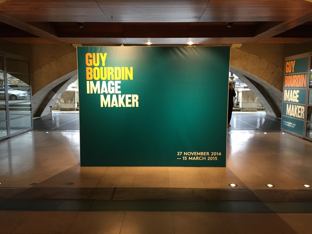 Guy Bourdin Image Maker Exhibition at Somerset House