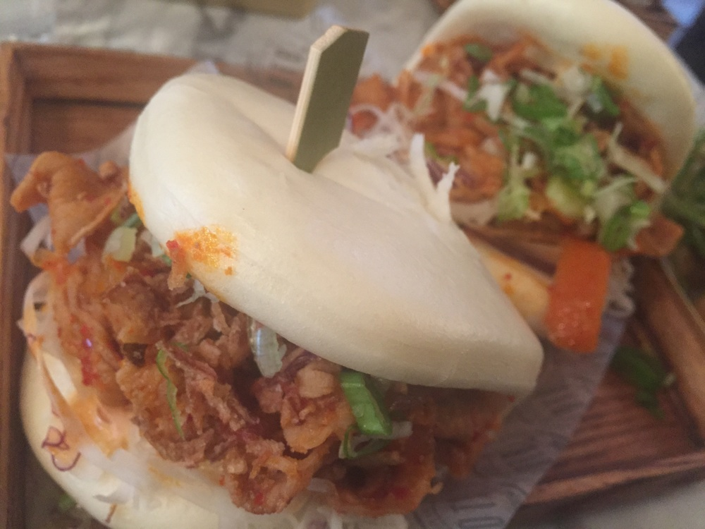 Pulled pork buns - so so good!