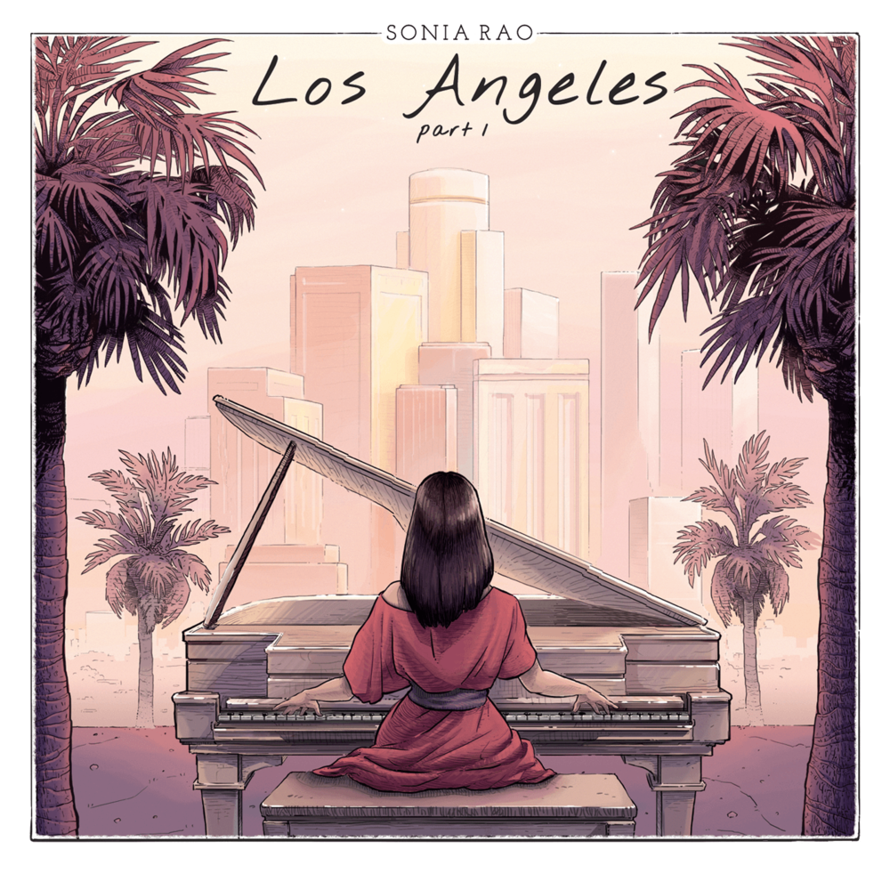 Los Angeles Artwork